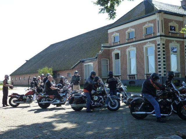 Ride Out, Boerderijenroute (2013)