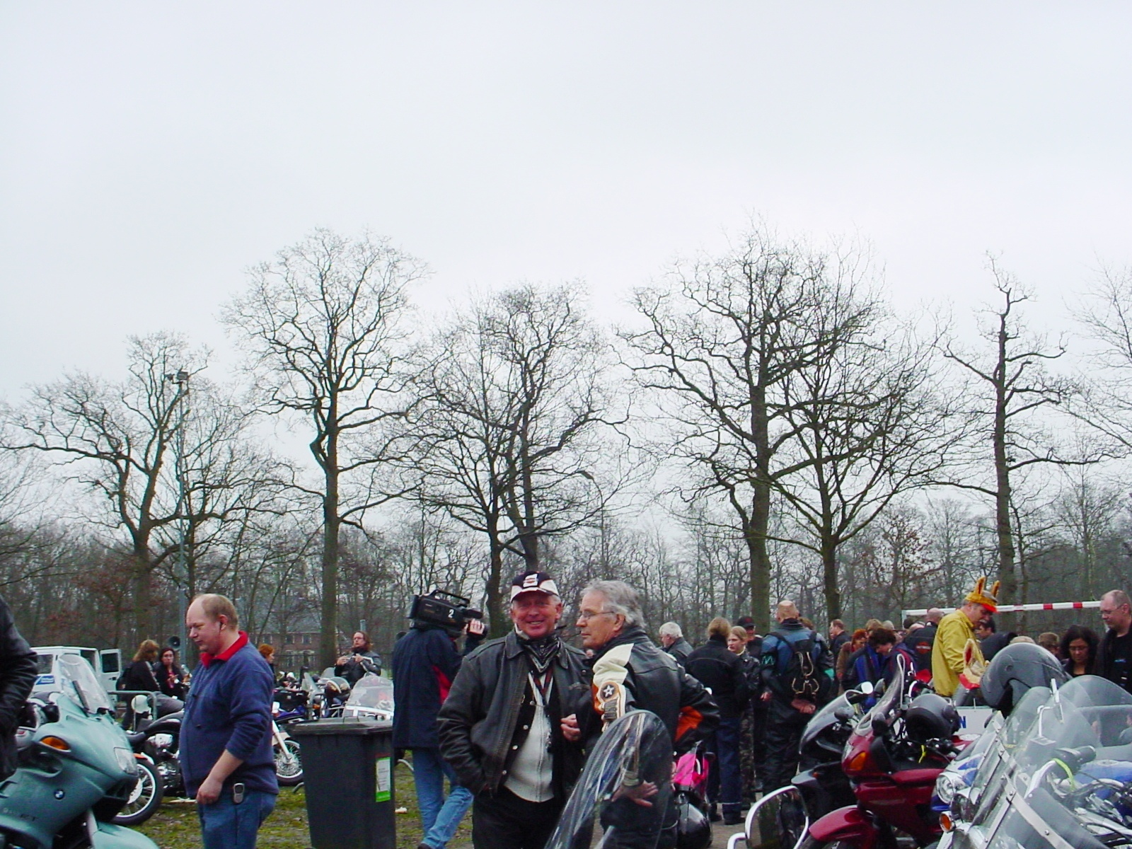 2001 Harley Club Noord